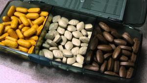 Правила применения витаминов в спортивном питании