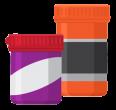 Таблетницы и контейнеры