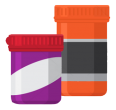 Таблетницы, контейнеры