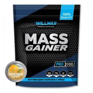 Mass Gainer 2 кг Willmax