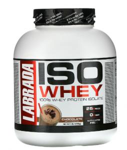 Iso Whey 2268 g l, Labrada Nutrition