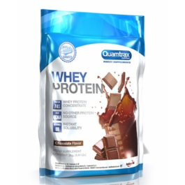 100% Whey Protein 2 кг. Quamtrax