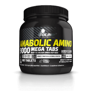 Olimp Anabolic amino 9000 300 таб