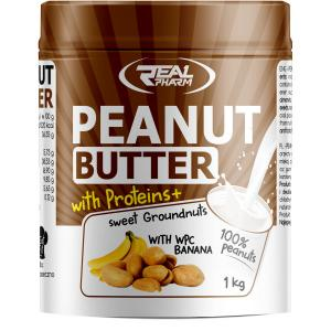 Peanut Butter WPC 1000 г Real Pharm