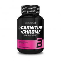 Biotech L-Carnitine + Chrome 60 капс