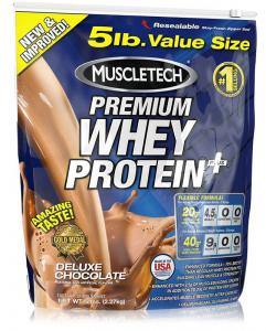 100% Premium Whey Protein 2270 г Muscletech