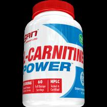 SAN L-carnitine power  60 капс