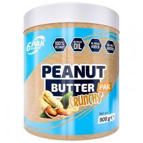 Peanut Butter Pak smooth 908 г 6Pak