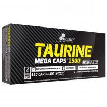 Taurine Mega Caps 120 капс Olimp Labs