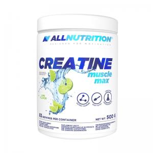 Creatine Muscle Max  500g, AllNutrition