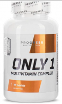 Only 1 90 таб. Progress Nutrition