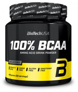 100% BCAA 400 г Biotech