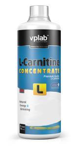 VP laboratory L-carnitine concentrate 120.000 1000 мл