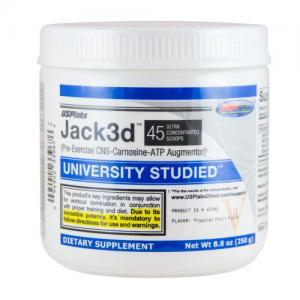 Jack 3D 250 г USP Labs