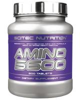 Amino 5600 500 таб Scitec Nutrition