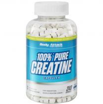 100% Pure Creatine 240 капс Body Attack