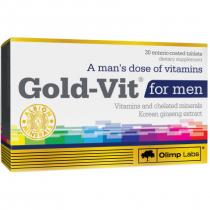 Olimp Gold-Vit for men 30 капс