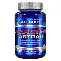 L-Carnitine+Tartrate 120 капс Allmax