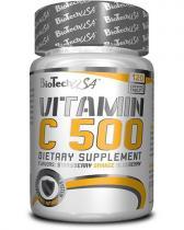 Vitamin C 500 120 таб Biotech