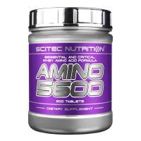 Amino 5600 200 таб Scitec Nutrition