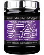 BCAA 6400 125 таб Scitec Nutrition