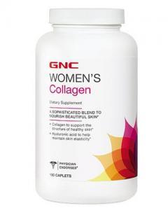 WOMEN'S Collagen 180 капс GNC