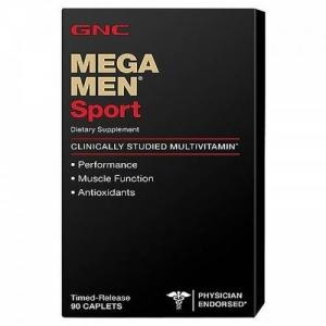 MEGA MEN sport 28 табл GNC