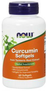 Now Foods Curcumine Softgels 60 капс