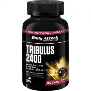 Tribulus 2400 150 капс Body Attack