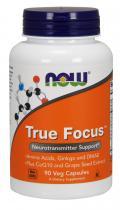 True Focus 90 капс Now Foods