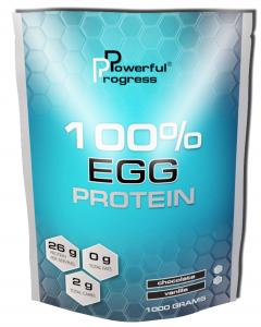 100% Egg Protein 1000 г Powerful Progress
