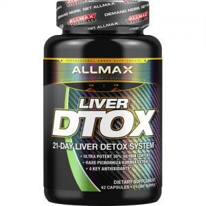 Liver D-Tox 42 капс Allmax