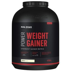 Power Weight Gainer 4750 г Body Attack