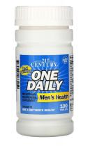 One Daily Men 100 таб, 21 Century