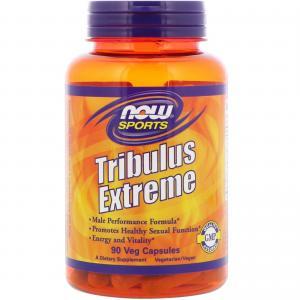 Tribulus Extreme 90 капс Now Foods
