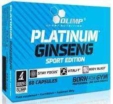 Platinum Ginseng 550 Sport Edition 60 капс Olimp Labs