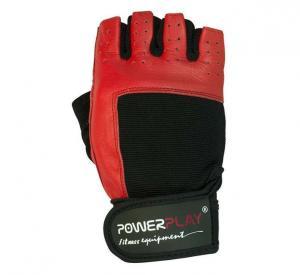 Перчатки MENS 1588-A красно-черный Power Play