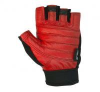 Перчатки MENS 1588-C красные Power Play