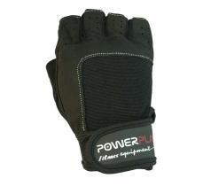 Перчатки MENS 1588-D черные Power Play