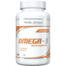 Omega-3 90 капс Body Attack