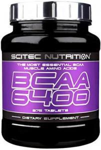 Scitec Nutrition BCAA 6400 375 таб