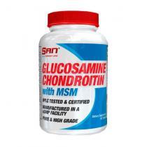 Glucosamine Chondroitin MSM 90 таб SAN
