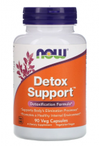 Now Foods Detox Support 90 капс