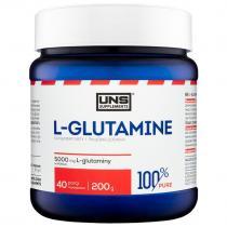 L-GLUTAMINE 200 г, UNS