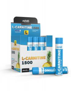 VP laboratory L-carnitine 1500 25 мл