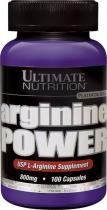 Arginine power 100 капс Ultimate Nutrition