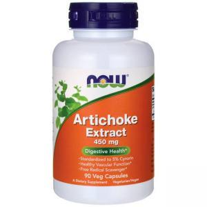 Artichoke Extract 450 мг 90 капс Now Foods