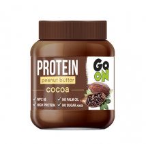 Protein Peanut Butter 350g, Go On Nutrition