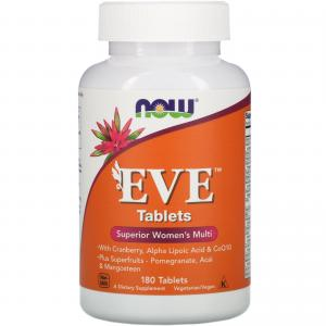 Now Foods Eve Superior Womens Multi 180 таб