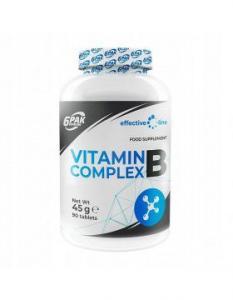 Vitamin B - complex 90 tab  6Pak